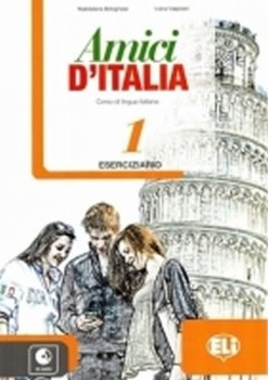 Amici D´ Italia: Workbook 1 + Audio CD (Italian Edition)