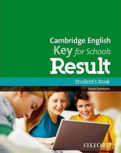 Cambridge English Key for Schools Result Student´s Book