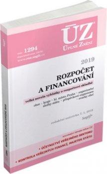 ÚZ 1294 Rozpočet a financování územních samosprávných celků
