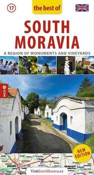 Jižní Morava - kapesní průvodce/anglicky