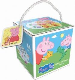 Peppa - Pexeso v krabici