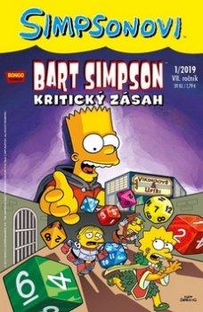 Simpsonovi - Bart Simpson 1/2019 - Kritický zásah