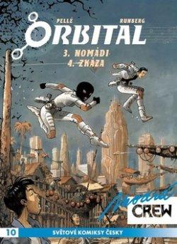 Modrá CREW 10 Orbital 3+4