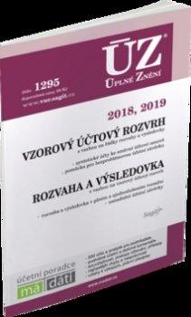 ÚZ 1295 Vzorový účtový rozvrh 2018, 2019, Rozvaha a výsledovka 2018, 2019