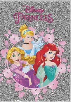 Princezny - Třpytivý deník