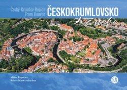 Českokrumlovsko z nebe