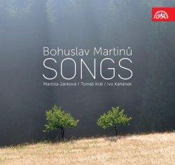Songs / Písně - CD
