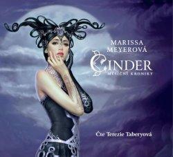 Cinder - Měsíční kroniky (audiokniha)