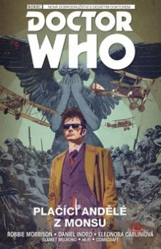 Desátý Doctor Who Plačící andělé z Monsu