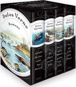 Jules Verne Romane