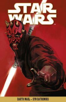 Star Wars - Darth Maul - Syn Dathomiru