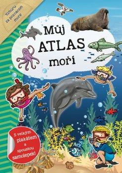 Můj atlas moří + plakát a samolepky