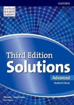 Maturita Solutions 3rd Edition Advanced Student's Book International Edition