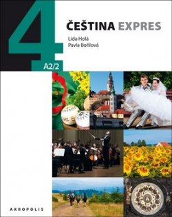 Čeština Expres 4 (A2/2) německá + CD