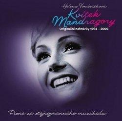 Kvítek mandragory - 2 CD