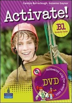 Activate! B1 Students Book+DVD Pack