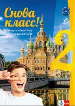 Snova Klass! 2 (A2) – učebnice s praovním sešitem a CD MP3