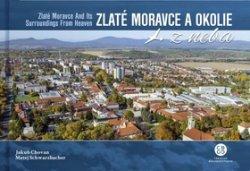 Zlaté Moravce a okolie z neba