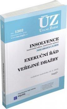 ÚZ 1302 Insolvence, Exekuční řád, Veřejné dražby