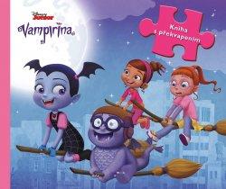Vampirina - Kniha s překvapením