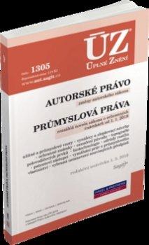 ÚZ 1305 Autorské právo, Průmyslová práva