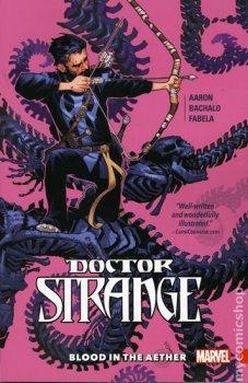Doctor Strange 3 - Krev v éteru