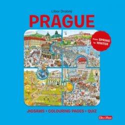 PRAGUE - Puzzles, Colouring, Quizzes