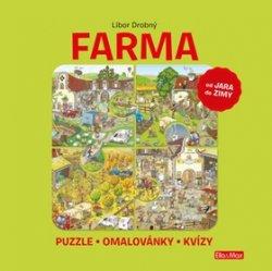 FARMA - Puzzle, omalovánky, kvízy
