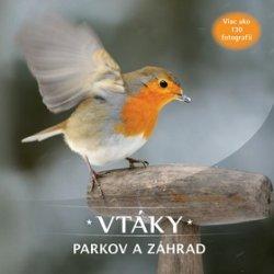Vtáky v parkoch a záhradách