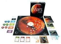 Mars 2049 strategická hra
