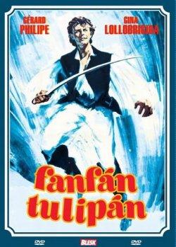 Fanfán tulipán - DVD