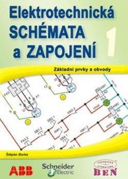 Elektrotechnická schémata a zapojení 1 - Základní prvky a obvody, elektrotechnické značky