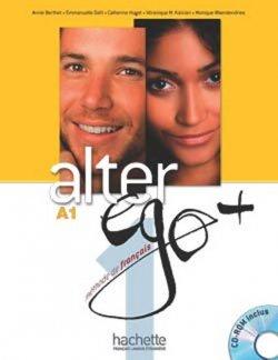 Alter Ego Plus 1 Livre de l´éleve + CD-ROM + Parcours digital