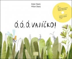 Ó, ó, ó, vajíčko! (Kniha + CD)