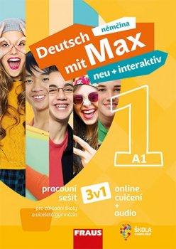 Deutsch mit Max neu + interaktiv 1 - PS (3v1)