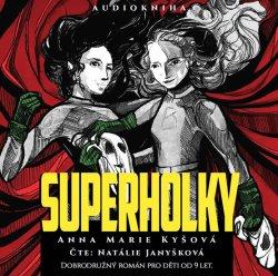 Superholky - CDmp3 (Čte Natálie Janyšková)