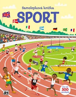 Sport - Samolepková knižka
