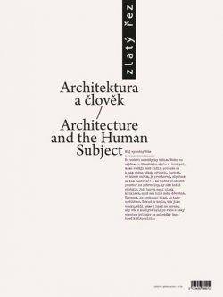 Zlatý řez 36 - Architektura a člověk