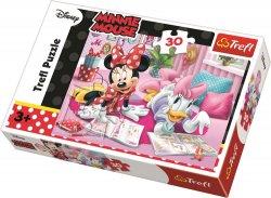 Puzzle Minnie: Nejlepší kamarádky 30 dílků