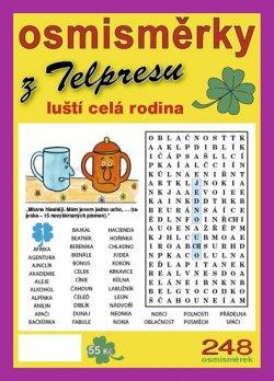 Osmisměrky z Telpresu luští celá rodina 1/19 - 248 osmisměrek