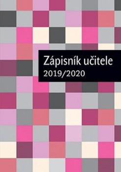 Zápisník učitele 2019/20 (Formát A5)
