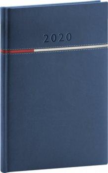 Týdenní diář Tomy modročervený 2020 15 x