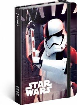 Týdenní diář Star Wars – Trooper 2020, 1