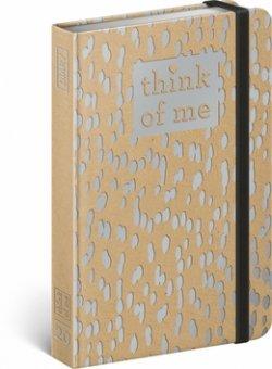 Týdenní diář Craft Kapky – Think of me 2