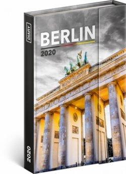 Týdenní magnetický diář Berlín 2020, 11