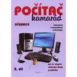 Počítač kamarád, 2. díl, učebnice pro 2. stupeň ZŠ praktické