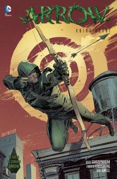 Arrow 1 (komiksová obálka)