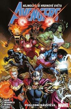 Avengers - Poslední návštěva