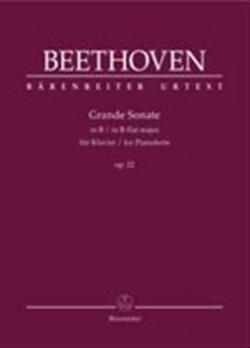 Beethoven Sonáta pro klavír