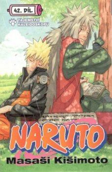 Naruto 42 Tajemství kaleidoskopu